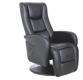 Кресло Halmar Pulsar Black, 85x68x85 см