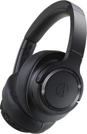 Austiņas Audio-Technica ATH-SR50BT Black, bezvadu