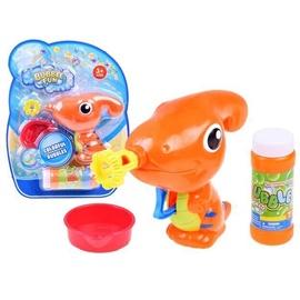 Мыльные пузыри Soap Bubbles Dinosaur Orange