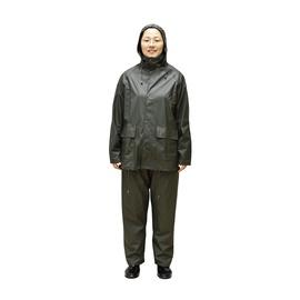 Lietus apģērbs WS2U00G, zaļa, XXL