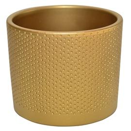 Вазон Domoletti 5906750939452, золотой