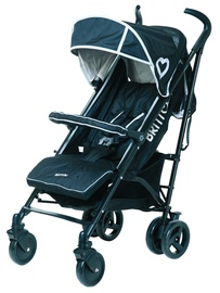 Britton Liverpool Stroller Jet Black