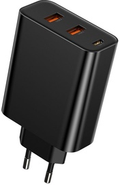 Baseus Speed PPS Dual USB/USB Type-C Quick Charger Black