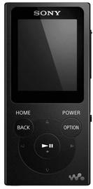 Mūzikas atskaņotājs Sony NWE394LB, melna, 8 GB