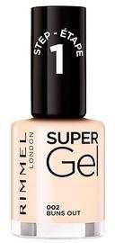 Лак для ногтей Rimmel London Super Gel By Kate 02, 12 мл