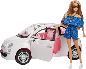 Lelle Mattel Barbie Doll & Vehicle FVR07