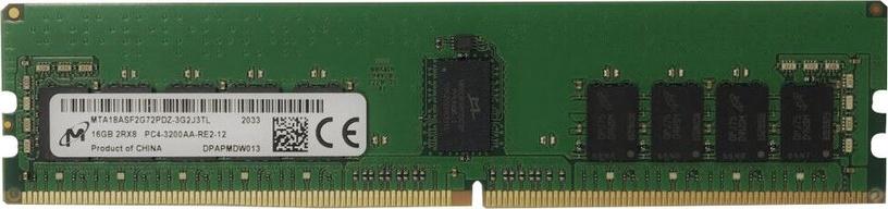 Servera operatīvā atmiņa Dell 16GB 3200MHz CL22 DDR4 AA799064