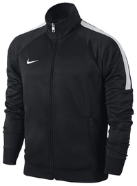 Nike Team Club Trainer Jacket 658683 010 Black Grey XL