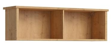 Black Red White Porto Cabinet Oak