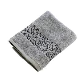 Полотенце Domoletti Lela Grey, 30x50 см, 1 шт.