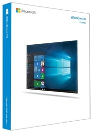Microsoft Windows 10 Home 64B/RU 1PK DSP OEI DVD