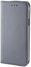 Forever Smart Magnetic Fix Book Case For Samsung Galaxy S9 Plus Grey
