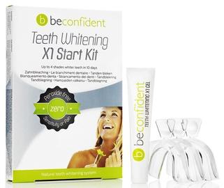 Komplekts Beconfident Teeth Whitening X1 Start Kit, 10 ml