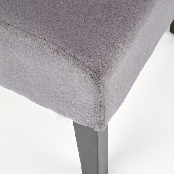 Atzveltnes krēsls Halmar Fido Grey, 65x52x75 cm