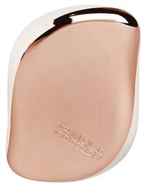 Ķemme Tangle Teezer Compact Styler Brush Rose Gold Cream