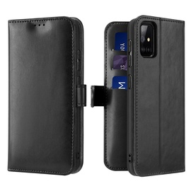 Dux Ducis Kado Bookcase For Samsung Galaxy A71 Black