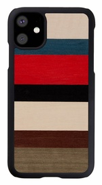 Man&Wood Corallina Back Case For Apple iPhone 11 Black