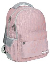 Mugursoma Paso BeUniq Boho w/ Pencil Case & A5 Notebook Pink