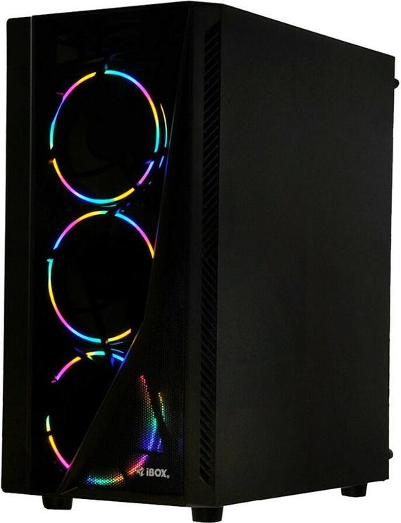 IBOX Wizard 3 ATX Mid-Tower Black