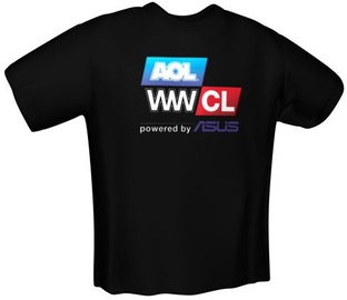 GamersWear WWCL T-Shirt Black M