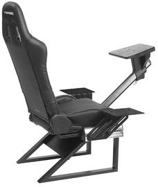 Spēļu krēsls Playseat Airforce Black