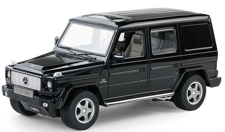 Rastar R/C 1:14 Mercedes-Benz G55 AMG 30400 Black