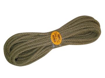 Virve Duguva Jute Rope D10mm 15m Green