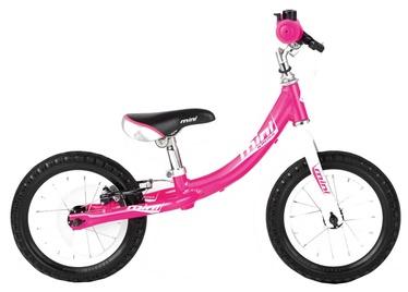 Балансирующий велосипед Kross Mini 2016 R16IM12023690, розовый, 12″