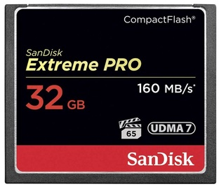 SanDisk 32GB Extreme Pro CF 1066x