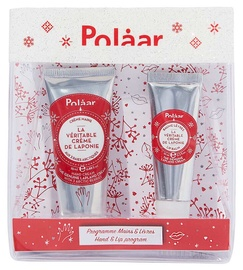 Polaar The Genuine Lapland Hand And Lip 2pcs Set 35ml