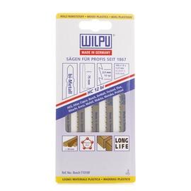 Zāģīšu komplekts Wilpu HC 12 BI/T101BF Blade Set 5pcs