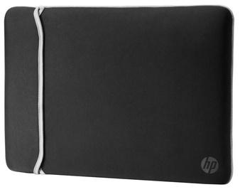 """HP Notebook Reversible Sleeve 15.6"""" Black / Grey"""