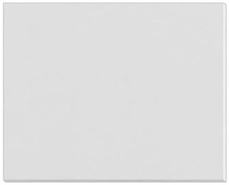 Зеркало Jika Zeta Clear, подвесной, 100x75 см