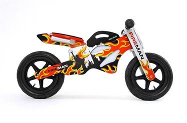 """Балансирующий велосипед Milly Mally Running Bike GTX, 12"""""""