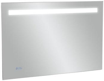 Kohler Replay LED Mirror w/ Digital Clock 100x65cm