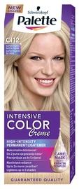 Schwarzkopf Palette Intensive Color Creme Hair Color CI12 Super Platinum Blond