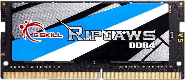 Operatīvā atmiņa (RAM) G.SKILL RipJaws F4-3200C18S-8GRS DDR4 (SO-DIMM) 8 GB CL18 3200 MHz