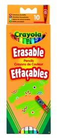 Crayola Erasable Pencils 10pcs