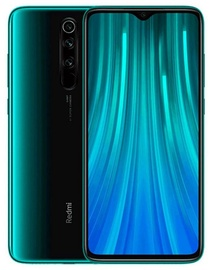 Mobilais telefons Xiaomi Redmi Note 8 Pro Forest Green, 64 GB