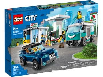 Konstruktors Lego City Service Station 60257