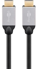 Goobay 75844 HighSpeed HDMI Cable 3m Black/Grey