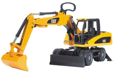 Тяжелая техника и тракторы Bruder Caterpillar Wheel Loader 02445