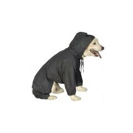 Suņu tērps Record With Hood, brūna