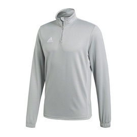 Adidas Core 18 Training Top Sweatshirt Gray L