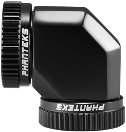 Phanteks Glacier Hard Tube Adapter 90 2x16mm Black