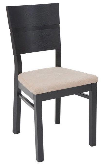 Ēdamistabas krēsls Black Red White Venon Dark Grey/Beige, 1 gab.