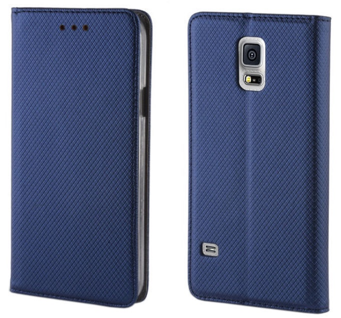 TakeMe Smart Magnetic Fix Book Case For Xiaomi Redmi 6/6A Dark Blue