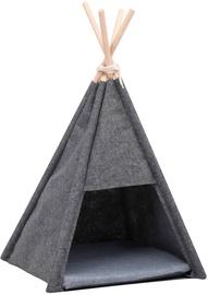 Домик для животных VLX Tent, серый, 400 мм x 400 мм