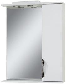Sanservis Laura-65 White 65x83x17.5cm Right