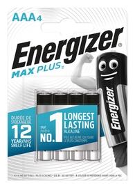 BATERIJAS ENERGIZER MAX PLUS AAA 2400 LR03 B4 1.5V Alkaline